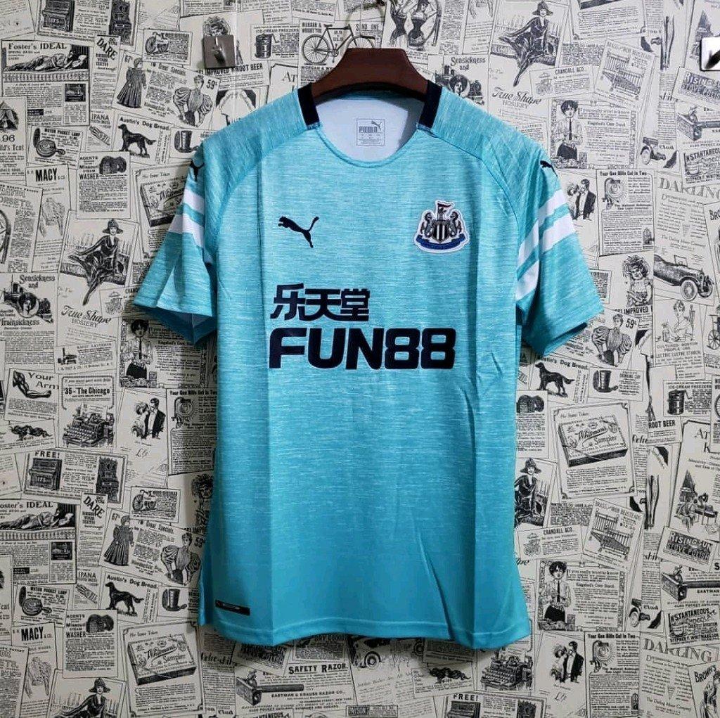 Camisa Newcastle Away 18 19 Torcedor Masculina. 0% OFF 62ffa6c5c2e3d