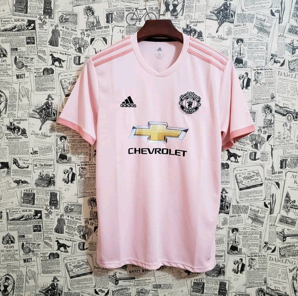 Camisa Manchester United Away 18 19 Torcedor Masculina. 0% OFF d54824ae97beb