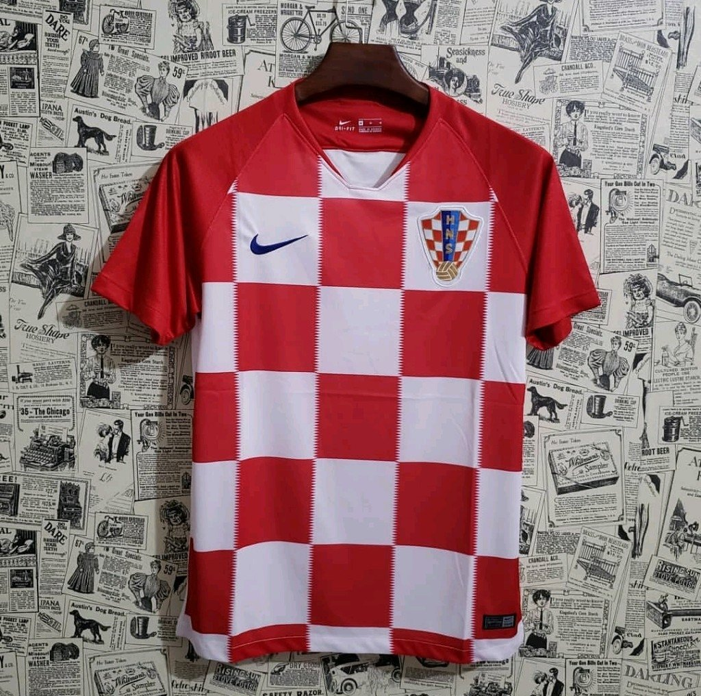 Camisa Croácia Home 18 19 Torcedor Masculina 676092cce1dca