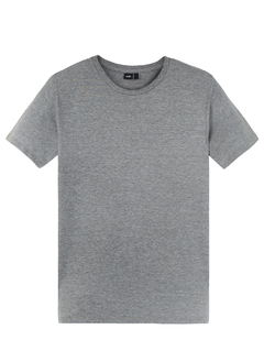 Remera Oversized Gris