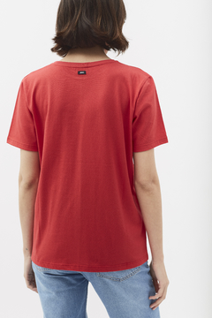 Remera Everyday Roja