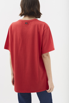 Remera Boy Roja en internet