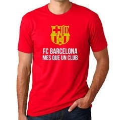 Remera Barcelona - Remeras Reflex