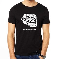 Remera Black Mirror