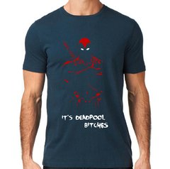 Remera Deadpool - comprar online