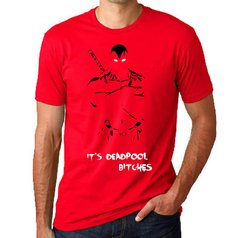Remera Deadpool - Remeras Reflex