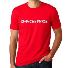 Remera Depeche Mode - Remeras Reflex