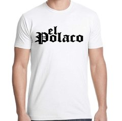 Remera El Polaco en internet