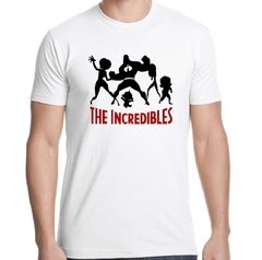 Remera Los Increibles en internet
