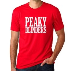 Remera Peaky Blinders - Remeras Reflex