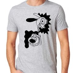 Remera Ren and Stimpy - Remeras Reflex