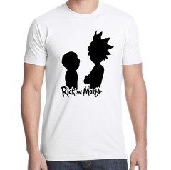 Remera Rick and Morty en internet