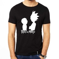 Remera Rick and Morty