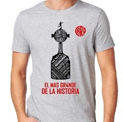 Remera River en internet