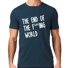 Remera The End of the Fucking World - comprar online