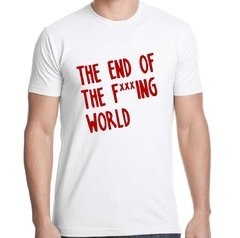 Remera The End of the Fucking World en internet
