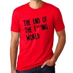 Remera The End of the Fucking World - Remeras Reflex