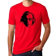 Remera Woody Allen en internet