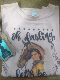 Tee shirts COWGIRL - comprar online