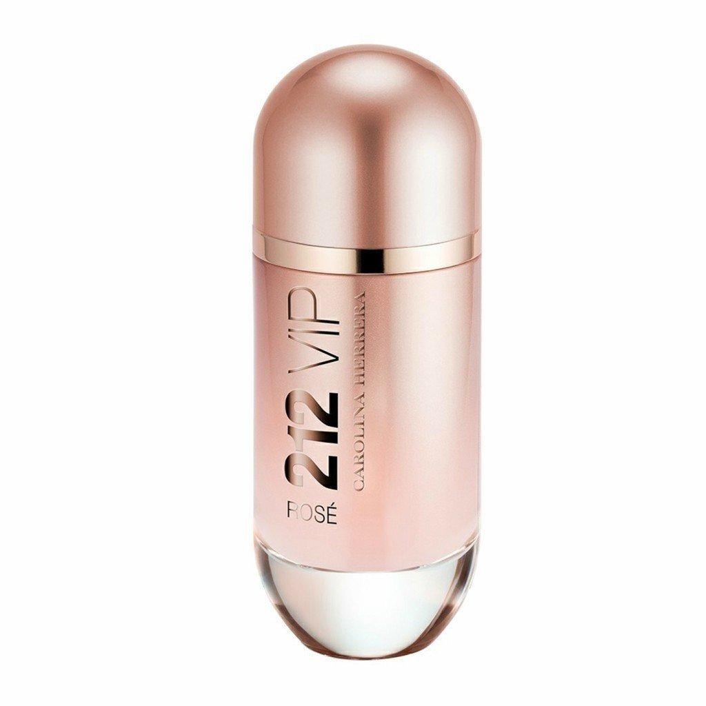 ecd79fdc55b0f Perfume 212 Vip Rosé Carolina Herrera Eau de Parfum Feminino - Frete Grátis