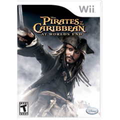 PIRATES OF CARIBBEAN AT WORLDS END - WII