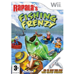 RAPALA FISHING FRENZY - WII