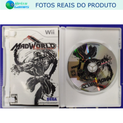 MADWORLD - WII - Retro Games