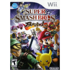 SUPER SMASH BROS BRAWL - WII