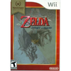 THE LEGEND OF ZELDA TWILIGHT PRINCESS (SELECTS) - WII