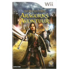 THE LORD OF THE RINGS ARAGORNS QUEST - WII