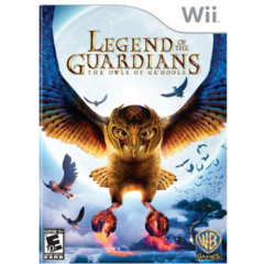 LEGEND OF THE GUARDIANS THE OWLS OF GAHOOLE - WII