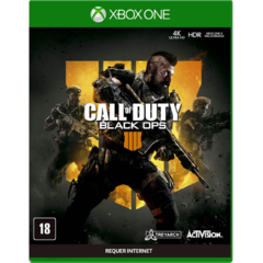 CALL OF DUTY BLACK OPS IIII - XONE