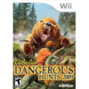 CABELAS DANGEROUS HUNTS 2009 - WII