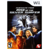 FANTASTIC FOUR RISE OF THE SILVER SURFER - WII