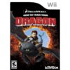 HOW TO TRAIN YOUR DRAGON - WII