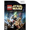 LEGO STAR WARS WARS: THE COMPLETE SAGA - WII