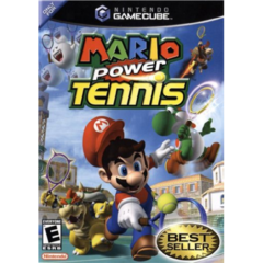 MARIO POWER TENNIS - NGC