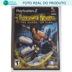 PRINCE OF PERSIA: THE SANDS OF TIME - PS2 - comprar online