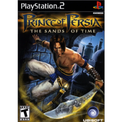 PRINCE OF PERSIA: THE SANDS OF TIME - PS2