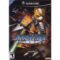 STARFOX ASSAULT - NGC