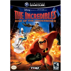 THE INCREDIBLES: RISE OF THE UNDERMINER - NGC - comprar online