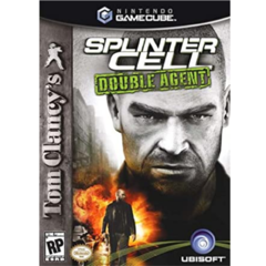 TOM CLANCYS SPLINTER CELL DOUBLE AGENT - NGC