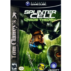 TOM CLANCYS SPLINTER CELL CHAOS THEORY - NGC