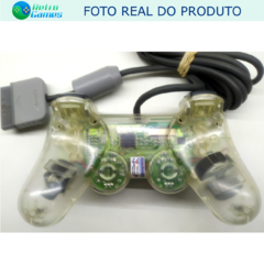 CONTROLE PS1 CLEAR - Retro Games