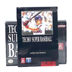 TECMO SUPER BASEBALL na internet