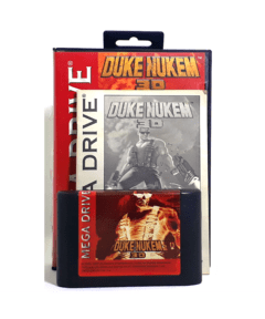 DUKE NUKEM 3D na internet