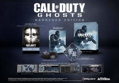 CALL OF DUTY GHOSTS HARDENED EDITION - comprar online