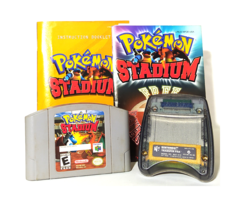 POKEMON STADIUM BOX na internet
