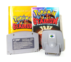 POKEMON STADIUM BOX - Barão Games