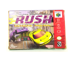 SAN FRANCISCO RUSH